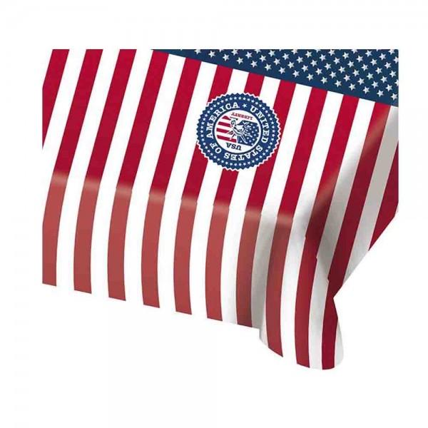 USA-Tischdecke