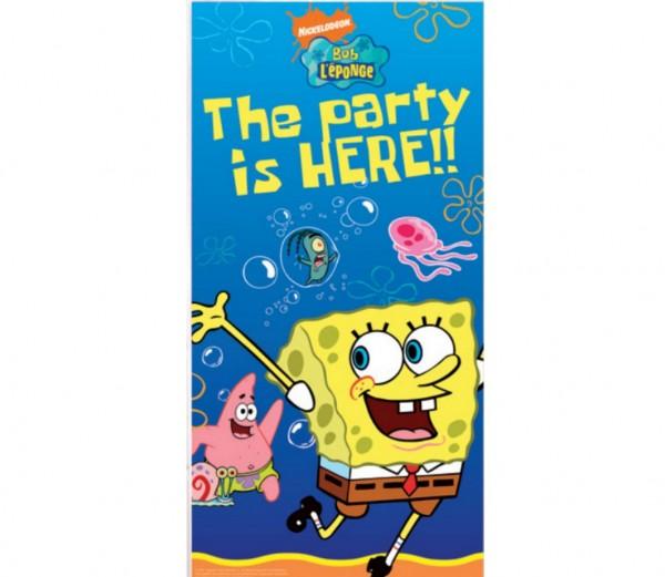 SpongeBob-Türposter
