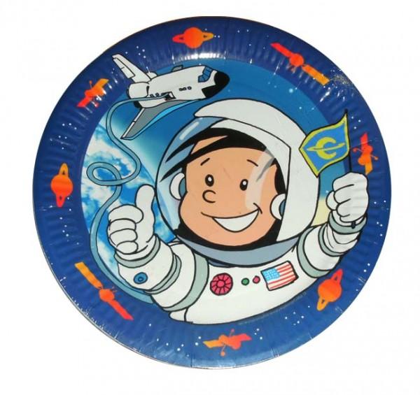 Teller Astronaut Flo
