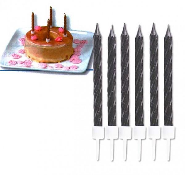 Schwarze Kerzen