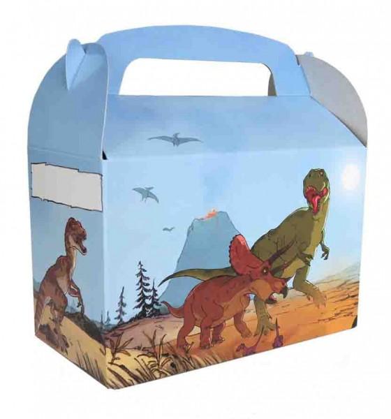 Dino-Geschenkbox 6St.