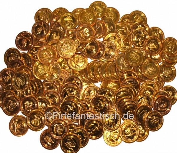 Piratenschatz-Münzen 1St.