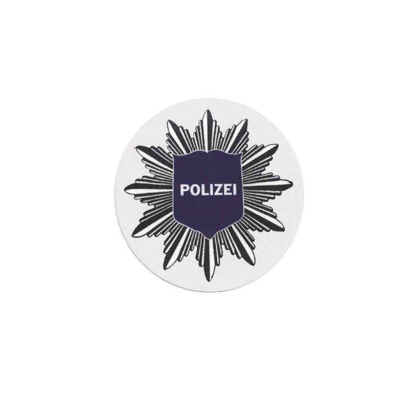 Textilaufkleber Polizei