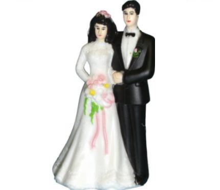 Kuchenset Brautpaar