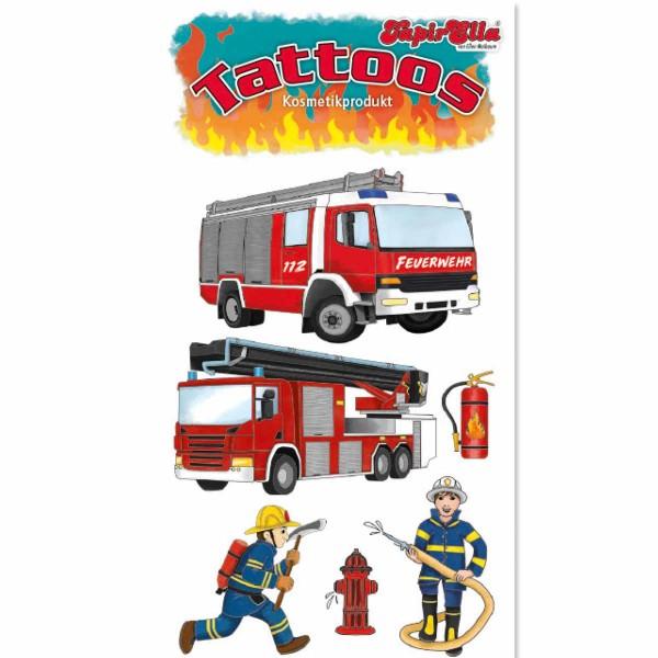 Tattoo Feuerwehr