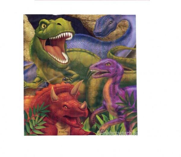 Dino-Alarm Tischdecke