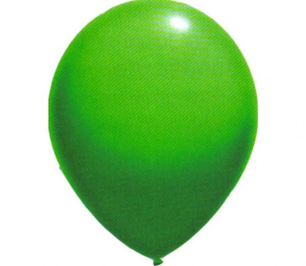 Ballons Grün