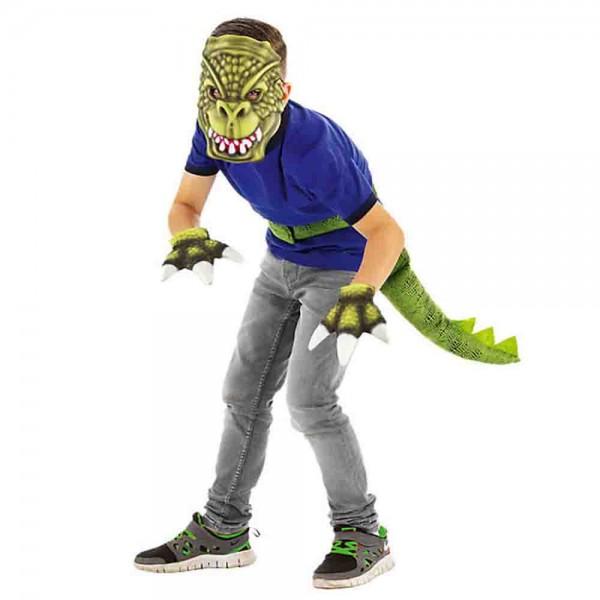 Dinosaurier-Kostüm 3tlg.