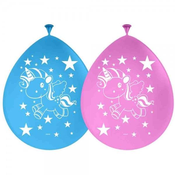 Niedliches Einhorn Ballons