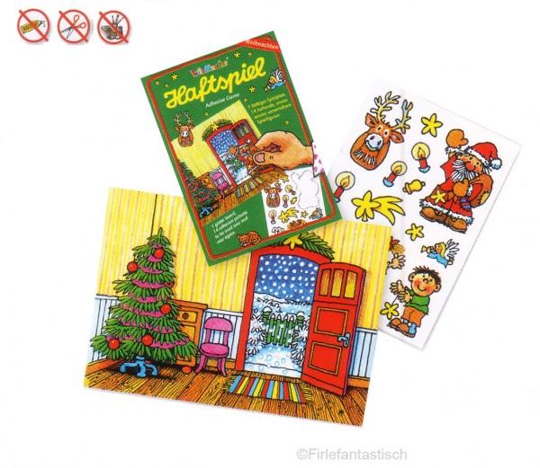Haftspiel Weihnachten
