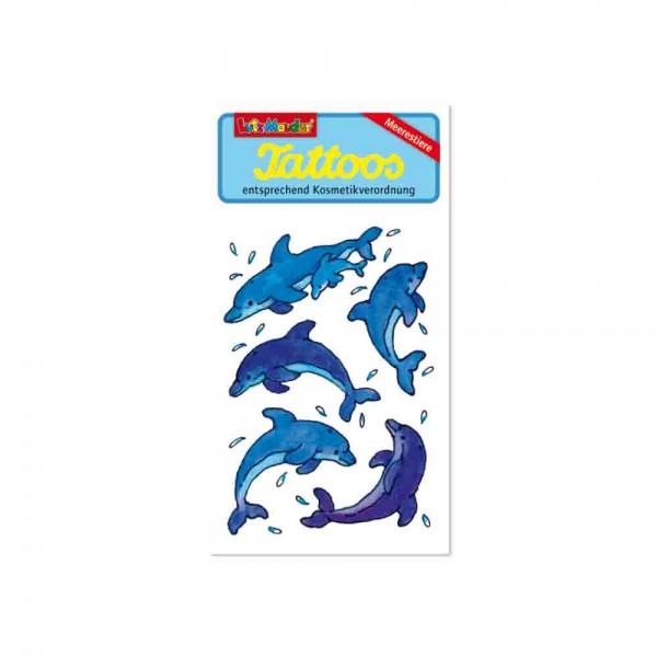 Delfin-Tattoo