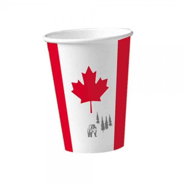 Kanada Becher