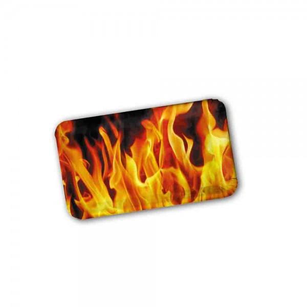 Pappteller 18cm Flammen 10St.
