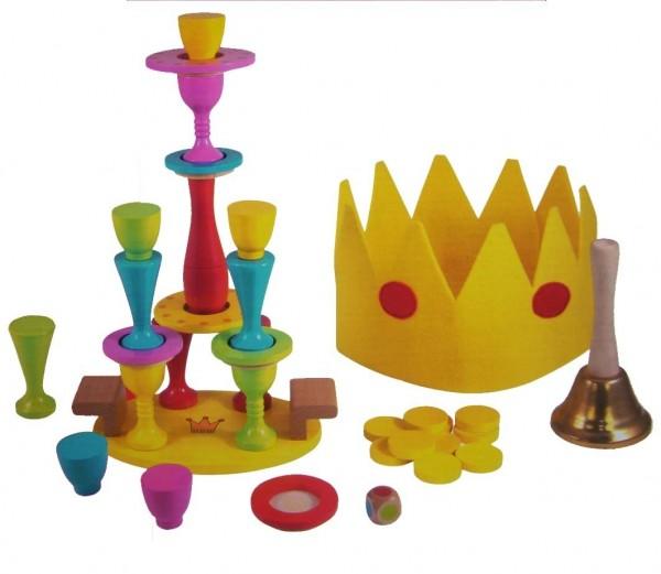 Spiel Der König hat geläutet