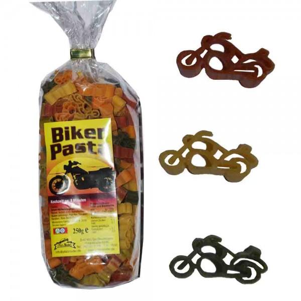 Biker Nudeln