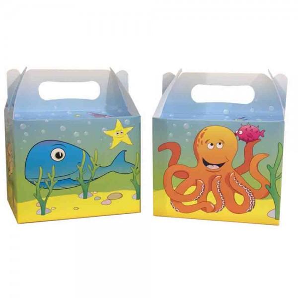 Mitgebselbox Unterwasser 6 Stück