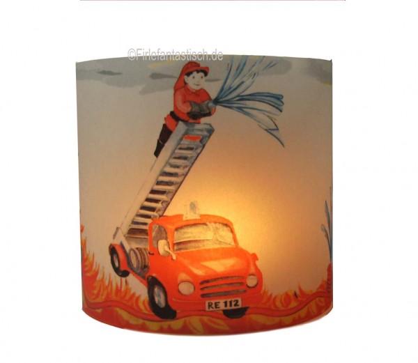 Feuerwehr-Teelichter 3St.