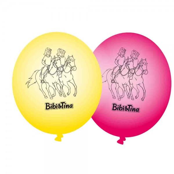 Bibi und Tina Ballons