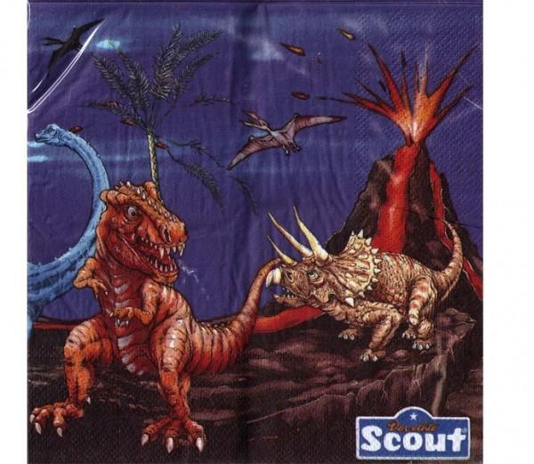 Servietten Tyrannosaurus