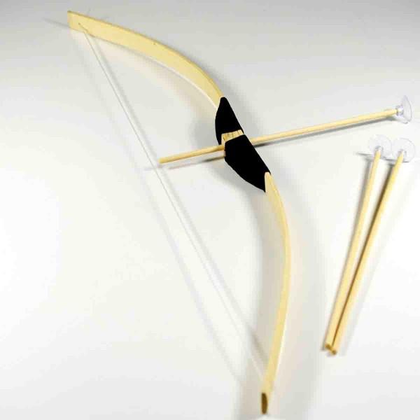 Pfeil und Bogen aus Bambus