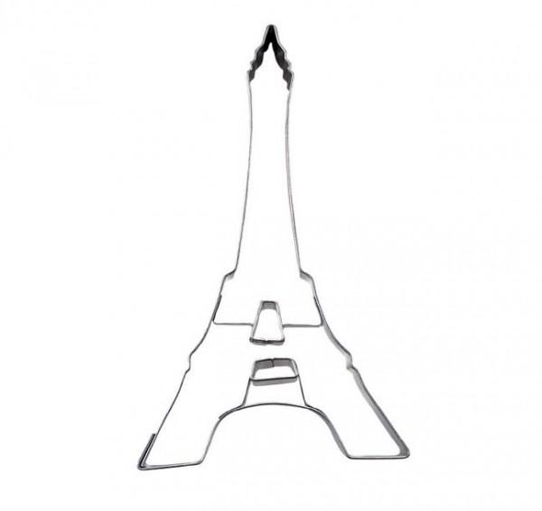 Keksausstecher Eiffelturm