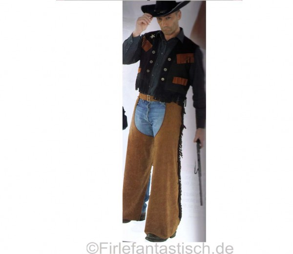 Cowboy-Hose Chups
