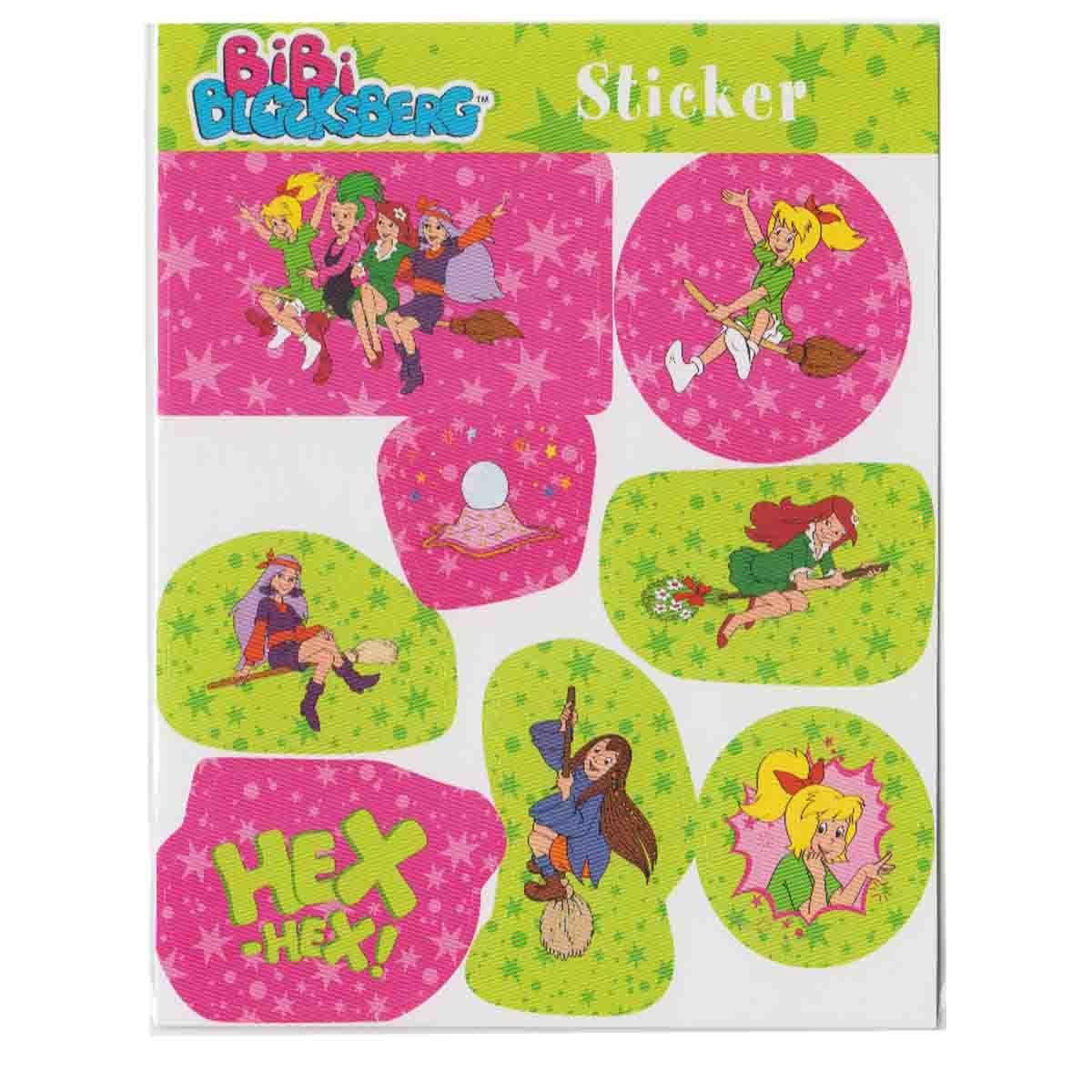 Isis Bibi Blocksberg Sticker