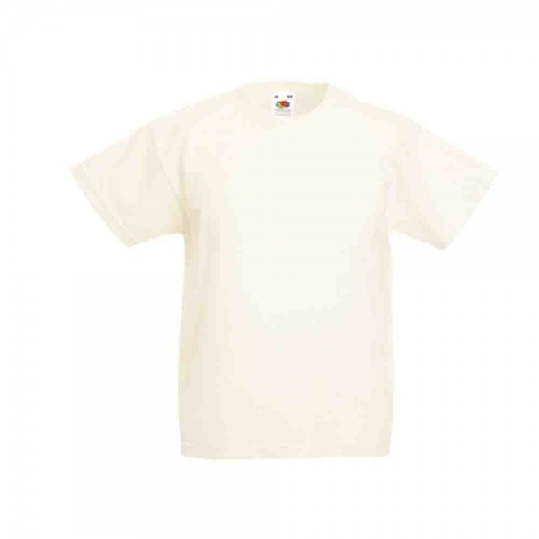 Weißes T-Shirt zum Bemalen und Gestalten