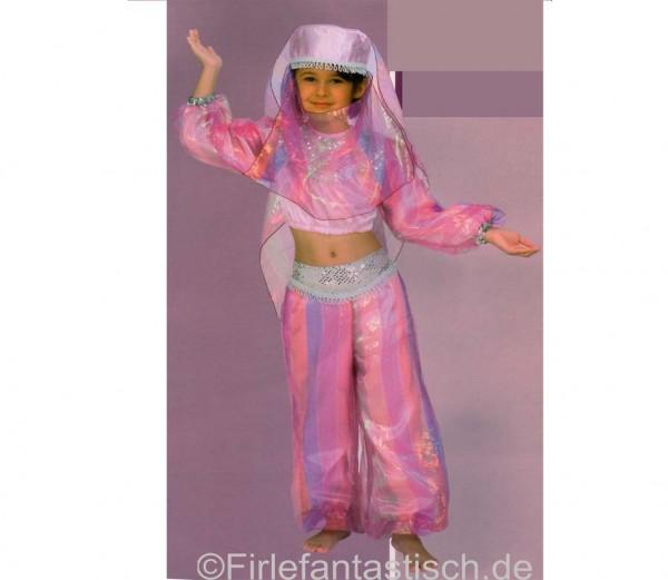 Kostüm Bauchtänzerin