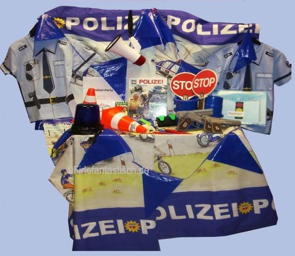 Polizei-Verleihkiste