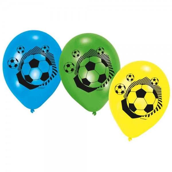 Fußball-Ballons 6 St.