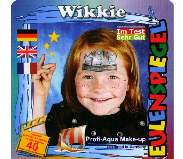 Wikinger-Aqua-Schminkset