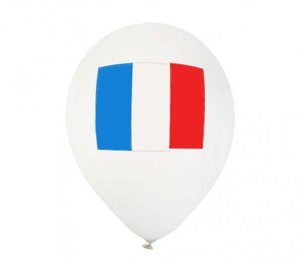 Luftballons Frankreich