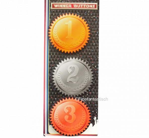 Gewinner-Buttons