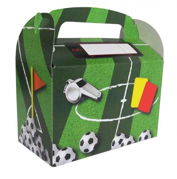 Fußball-Geschenkbox 6St.