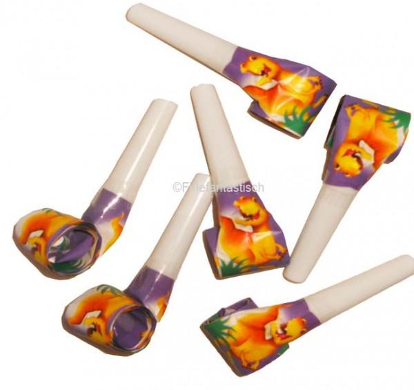 Luftrüssel Süße Dinos 10 Packungen à 6 Stück