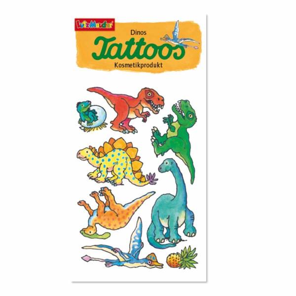 Dinosaurier Tattoo Nr. 6