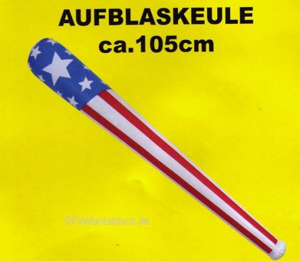 Aufblas-Keule Amerika