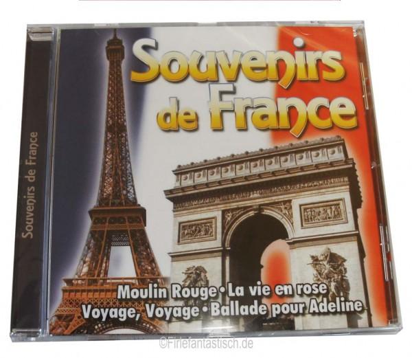 Frankreich-CD