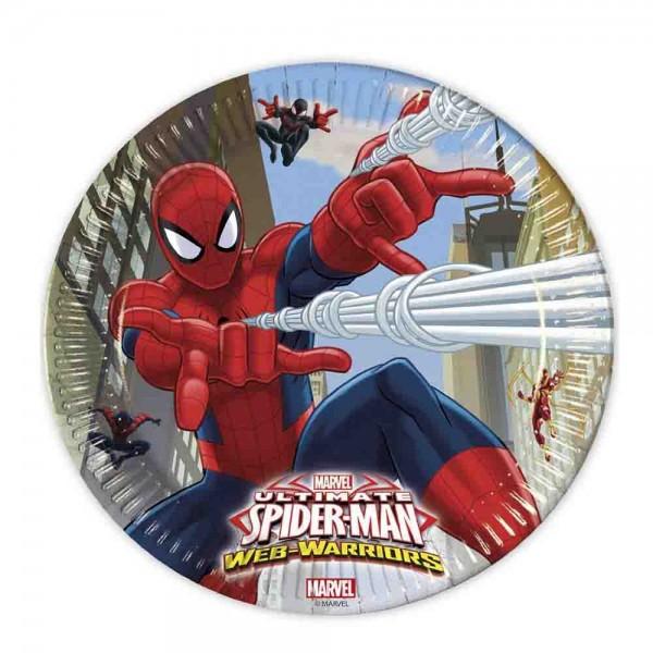 Ultimate Spiderman Teller