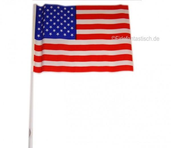 USA-Fähnchen 10St.