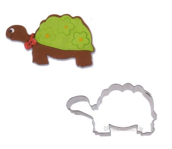 Keksausstecher Schildkröte