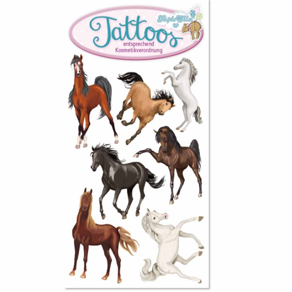 Tattoo-Pferde
