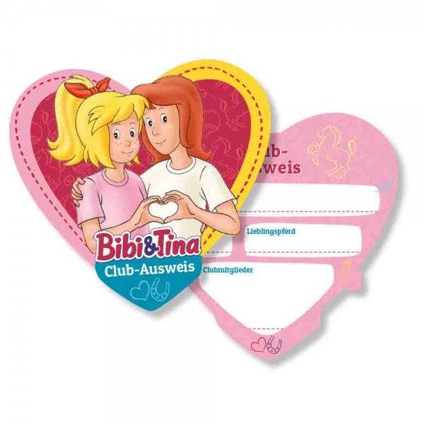 Bibi und Tina Clubausweise