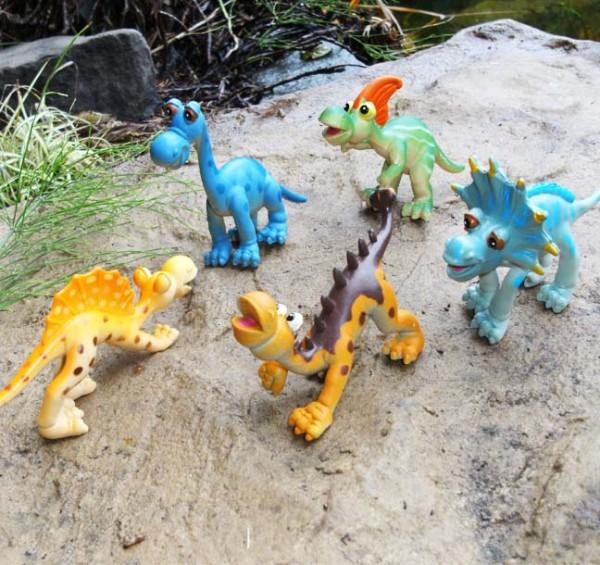 Süße Dino-Figur