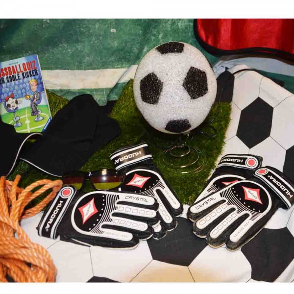 Fußball-Verleihkiste