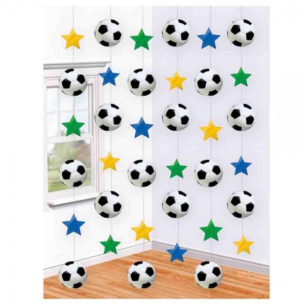 Für die Fußballdekoration