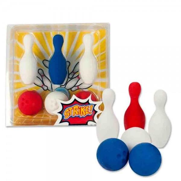 Radiergummi Kegeln Bowling