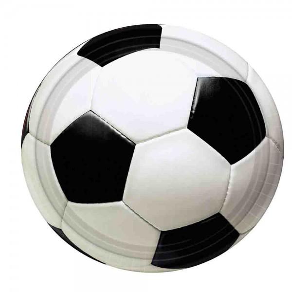 Fußball-Teller