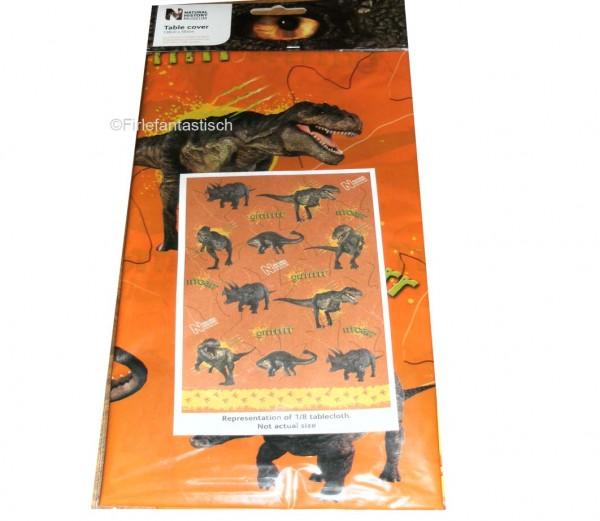Tischdecke Dinowelt